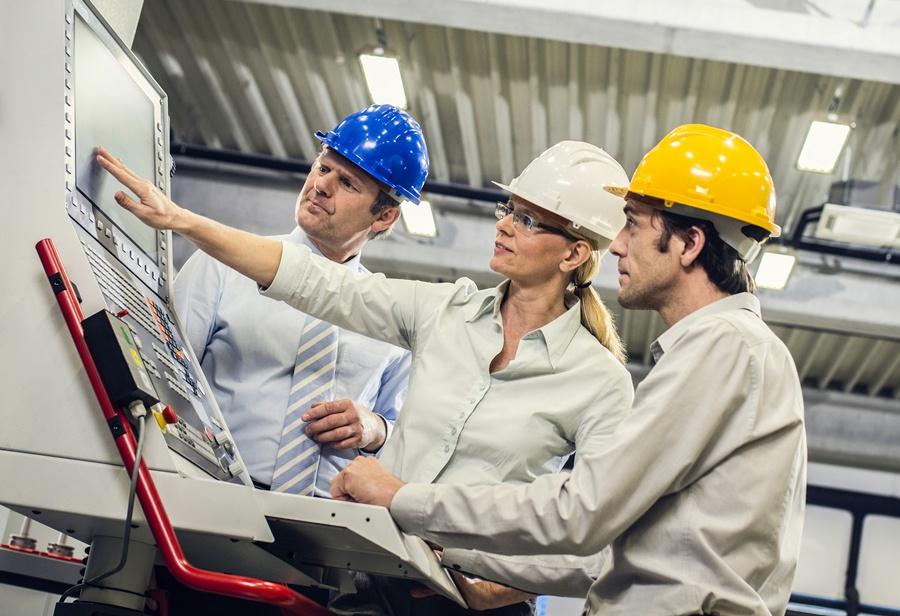 Florite process control automation