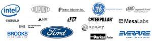 Florite client logos