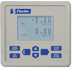 Florite 991R-MFC single channel