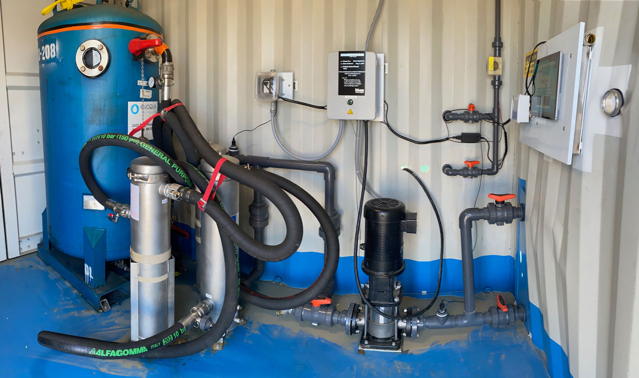 iStorm-C Water Treatment System